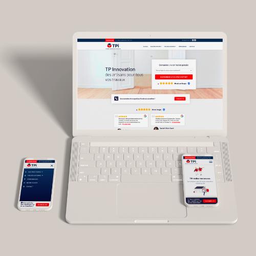 TPI website