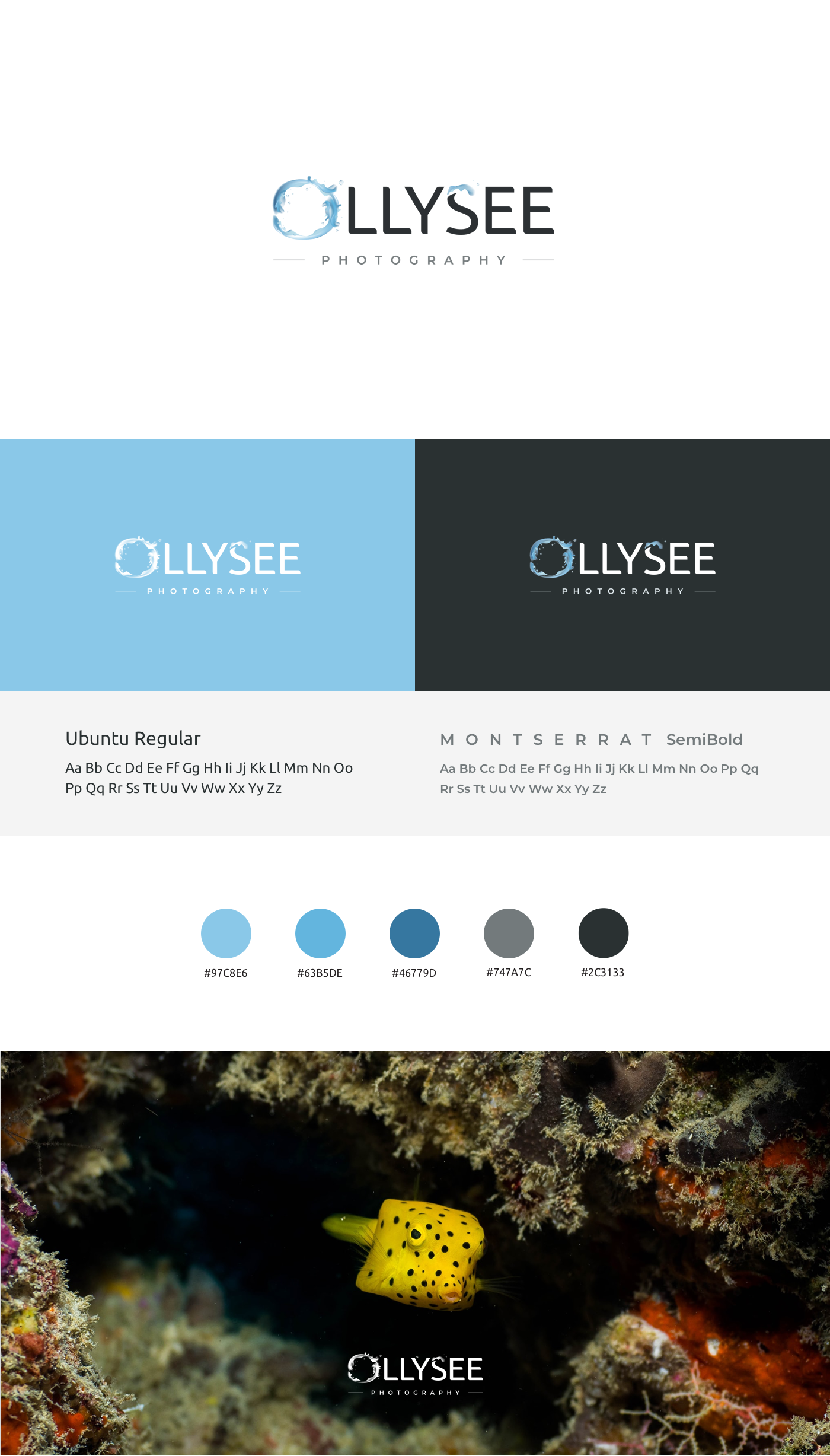Ollysee logo project